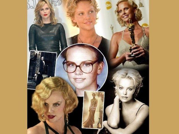 Τότε και τώρα: H Charlize Theron ήταν πάντα το απόλυτο θηλυκό