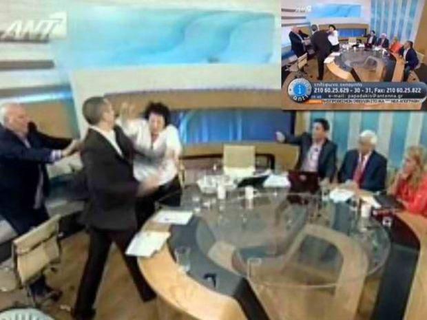 Η αστυνομία εξαπέλυσε κυνηγητό για τη σύλληψη του Κασιδιάρη