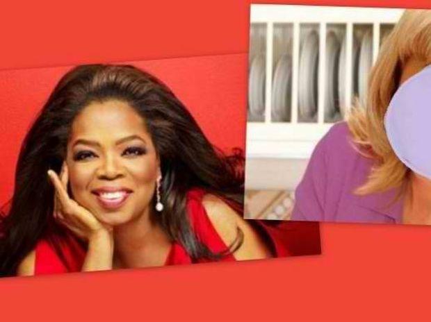 Η Oprah Winfrey δοκιμάζει ελληνικές συνταγές από την Μαρία Λόη!