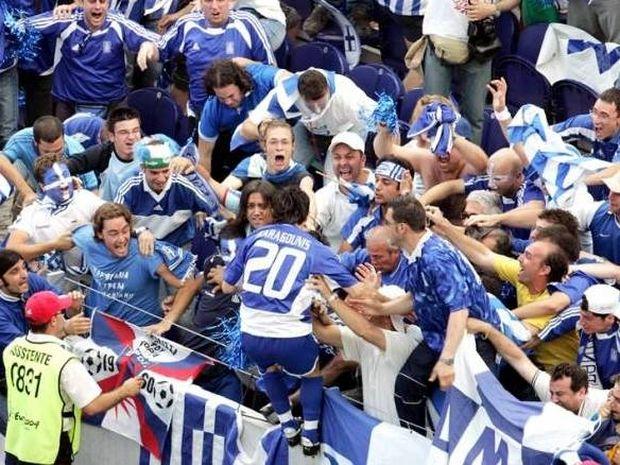 Euro 2012: Οι… συγκυρίες δείχνουν Ελλάδα!