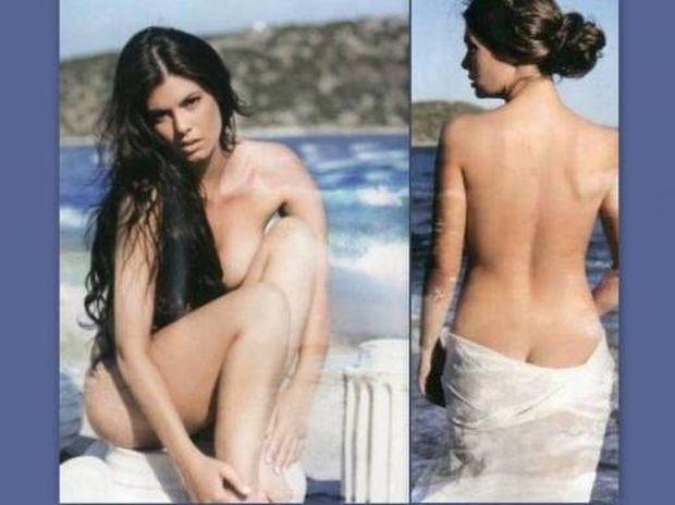Η αισθησιακή φωτογράφηση της Μαρίας Κορινθίου!
