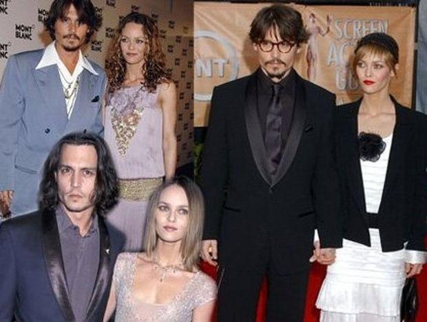 Johnny Depp & Vanessa Paradis: Το χρονικό ενός μεγάλου χολιγουντιανού έρωτα