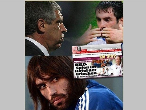 Euro 2012: Αι χάσου Γερμανέ!