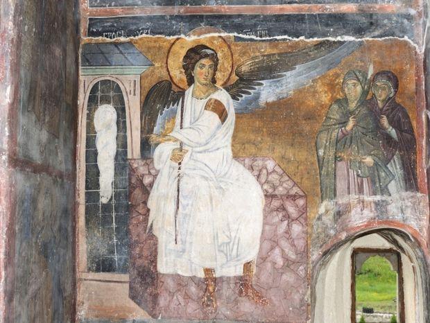 Ο Άγγελος Μεχιήλ και τα μυστικά του