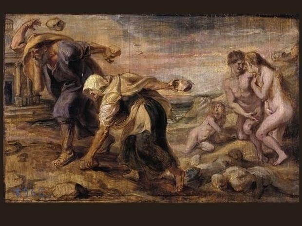 Οι απόγονοι του Δευκαλίωνα - Μέρος Β΄