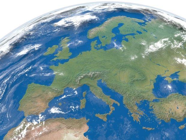 Ευρώπη feat Ελλάδα - Το τετράγωνο Ουρανού/Πλούτωνα