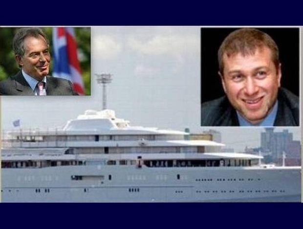 Ρομάν Αμπράμοβιτς: Ξενάγησε τον Τόνι Μπλερ στην Κεφαλλονιά