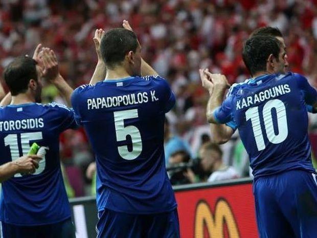 Euro 2012: Τέσσερις Έλληνες στους καλύτερους!