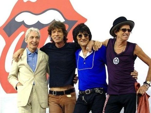 Rolling Stones - Μισός αιώνας μουσικής παρουσίας