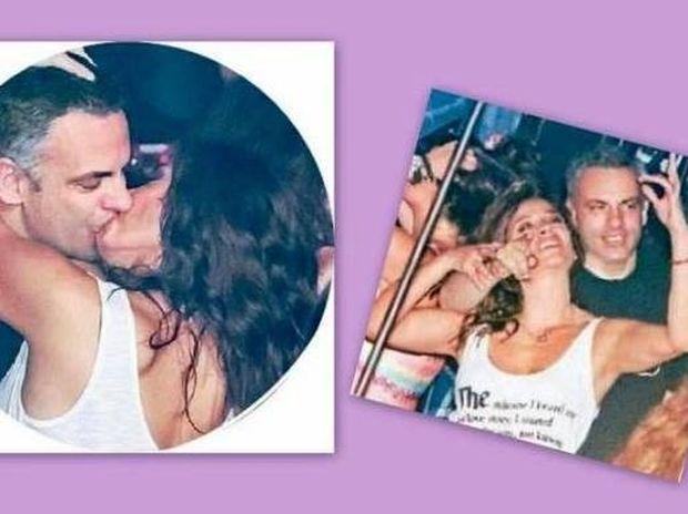 Αποκάλυψη: Τα καυτά φιλιά της Τσαπανίδου με το νέο της amore