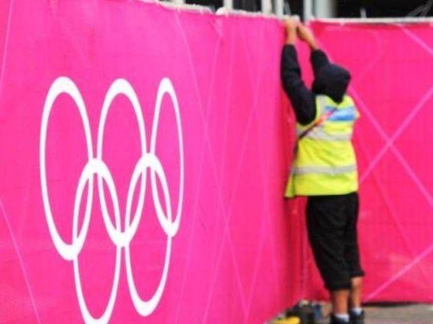 Ολυμπιακοί Αγώνες: Δείτε πίσω από τις σκηνές (photos)