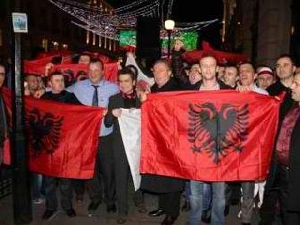 Οι Αμερικάνοι επενδύουν στην ιδέα της Μεγάλης Αλβανίας!