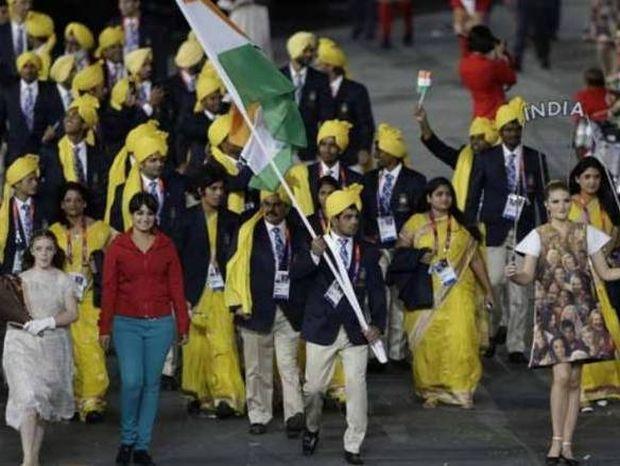 Τελετή έναρξης: Βρέθηκε η άγνωστη που παρέλασε με την Ινδία
