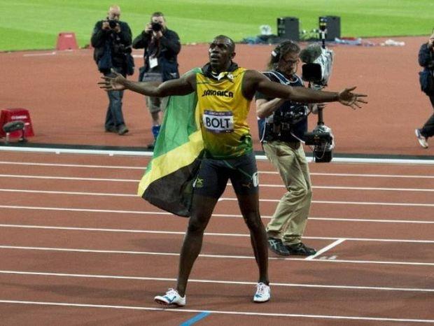Ολυμπιακοί Αγώνες: Το μεγαλείο του Γιουσέιν Μπολτ στη... συνέντευξη!