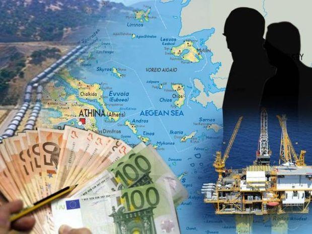 Η μεγάλη προδοσία με τα ελληνικά πετρέλαια