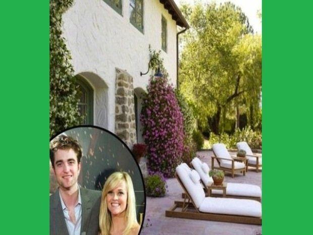 Robert Pattinson: Δείτε το σπίτι που κρύβεται