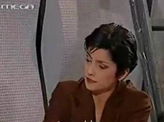 Όταν η Πόπη Τσαπανίδου συμμετείχε στη σειρά «Δύο Ξένοι»!