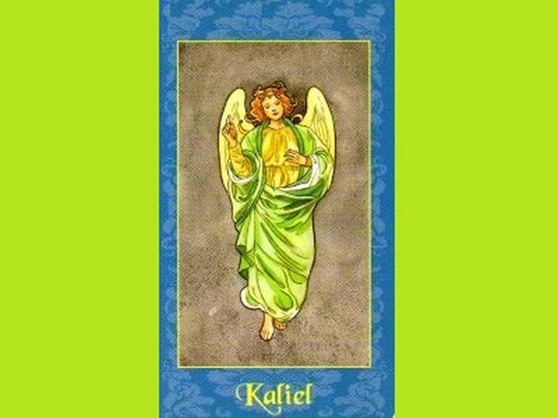 Για να εκπληρώσετε τους στόχους σας άμεσα ενεργοποιήστε τον Άγγελο Καλιήλ