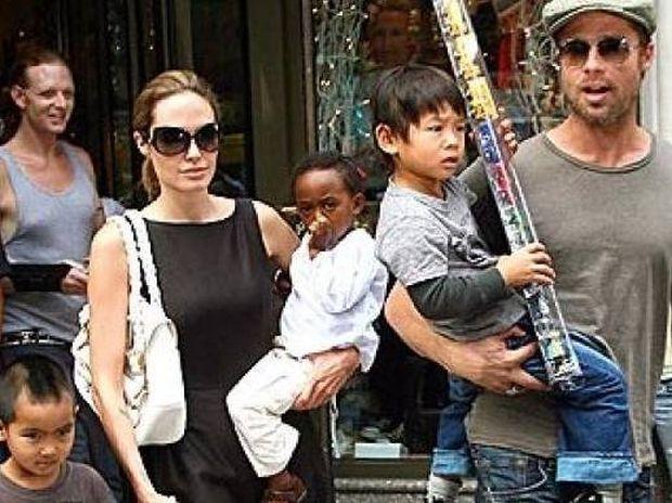 Brad Pitt-Angelina Jolie: Ήταν κι εκείνοι στη Χαλκιδική… είναι γεγονός!
