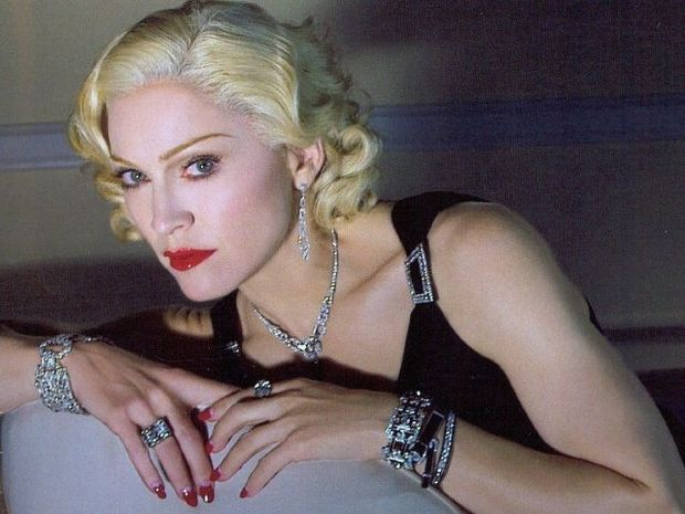 Madonna - Μια star 54 Αυγούστων
