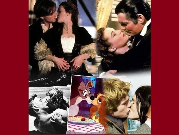 «Και ζήσαν αυτοί καλά…» Τα κινηματογραφικά φιλιά που άφησαν ιστορία