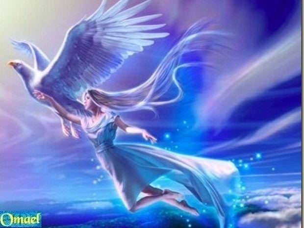 Για ν' αποκτήσετε παιδί ή να πολλαπλασιάσετε τα αγαθά σας, ενεργοποιήστε τον Άγγελο Ομαήλ