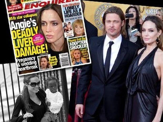 Angelina Jolie: οι φήμες ότι πάσχει από Ηπατίτιδα C όλο και πληθαίνουν