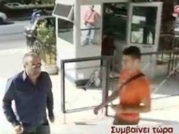 Γιατί πέρασε την πόρτα της ΓΑΔΑ ο Λάκης Λαζόπουλος! Τι τον εξόργισε;