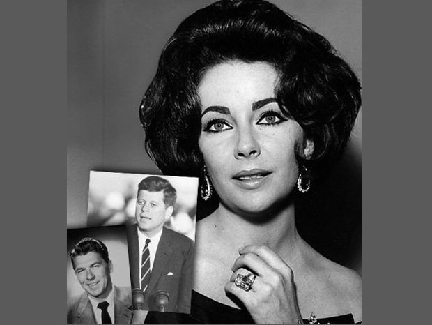 Elizabeth Taylor: Η νέα βιογραφία, η βραδιά με τον Ronald Reagan και το τρίο με τον Kennedy!