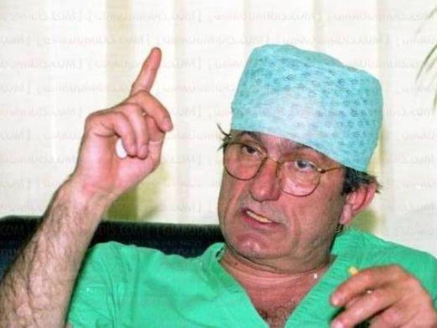 «Έφυγε» ο διάσημος καρδιοχειρουργός Παναγιώτης Σπύρου