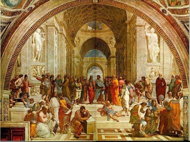 Η δημιουργία του κόσμου και η γέννηση της φιλοσοφίας