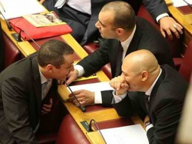 Αίρεται η βουλευτική ασυλία Κασιδιάρη, Γερμενή και Ηλιόπουλου