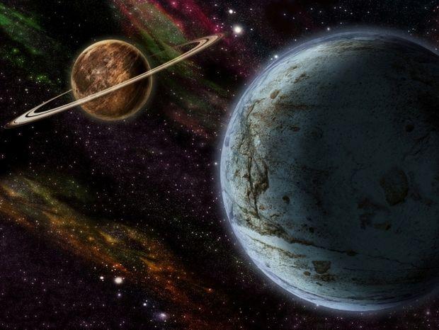 Αμοιβαία υποδοχή Κρόνου - Πλούτωνα: Η αλληλεπίδραση των δύο πλανητών