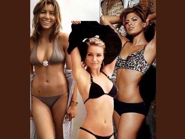 Τα μυστικά των Cameron Diaz, Eva Mendes και Jessica Biel για κορμί θανατηφόρο!