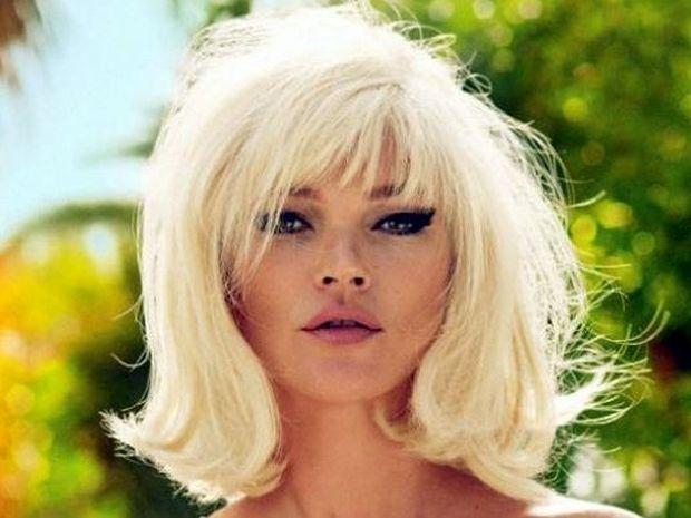 Kate Moss: Πόζαρε σαν Brigitte Bardot αλλά δεν άγγιξε...