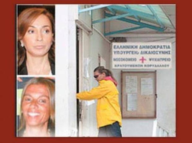 Φανή Χαλκιά: Γυμνάζει τη Βίκυ Σταμάτη και τη Νότα Γαβαλά στη φυλακή!