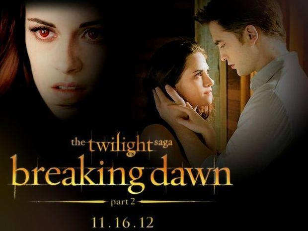 Cine Astrology: Twilight Saga - Breaking Dawn Part 2