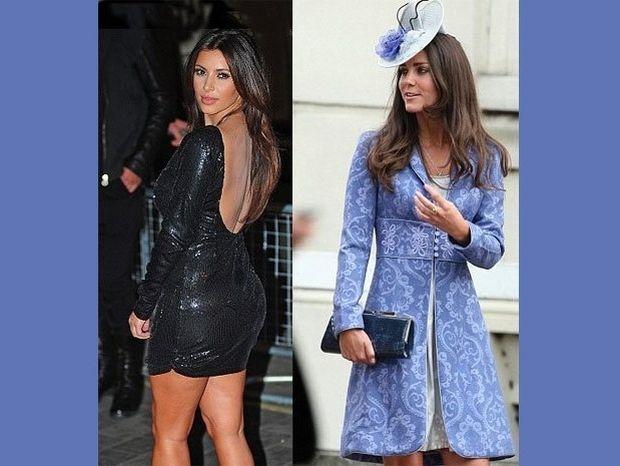 Kim Kardashian: Έφαγε γερή «χυλόπιτα» από την Kate Middleton!