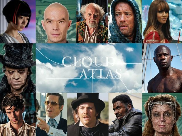 Cine Αστρολογία: Cloud Atlas