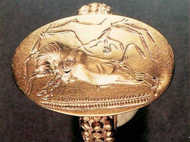 Εξιχνιάσθηκε η ληστεία στην Αρχαία Ολυμπία – Βρέθηκε το δαχτυλίδι