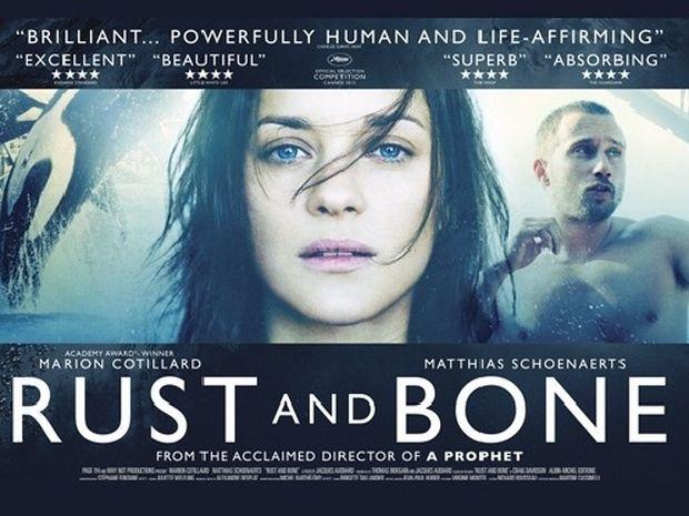 Cine Αστρολογία: Σώμα με σώμα (Rust and Bone)
