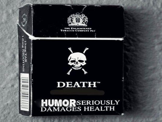 Lunar Dance: Προειδοποίηση! Το black humor βλάπτει σοβαρά την υγεία…