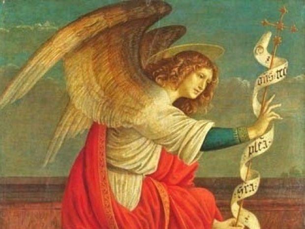 Αν θέλετε να έχετε αισιοδοξία και χαρά, ενεργοποιήστε τον Άγγελο Γεϊαζήλ