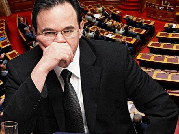 Δίωξη κατά Παπακωνσταντίνου ζητούν ΝΔ, ΠΑΣΟΚ και ΔΗΜΑΡ