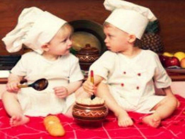 Πλανητικές Απόψεις: Φτιάχνοντας γλυκά μαζί με τα παιδιά