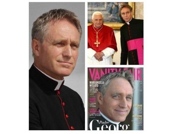 Georg Gaenswein: Μάθετε τα πάντα για τον σύντροφο του Πάπα και πιο σέξι αρχιεπίσκοπο του Βατικανού
