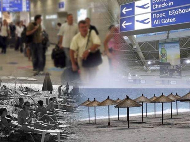 Τουρισμός: Διψήφια αύξηση των κρατήσεων για την Ελλάδα