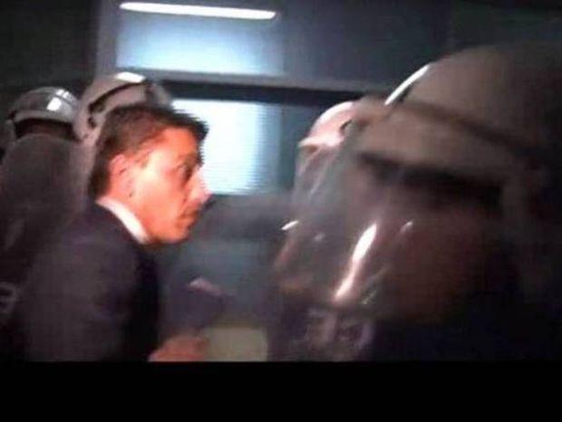 Βίντεο:Δείτε πώς αποχώρησε ο διαιτητής του ΑΕΚ-Πανθρακικός από το ΟΑΚΑ