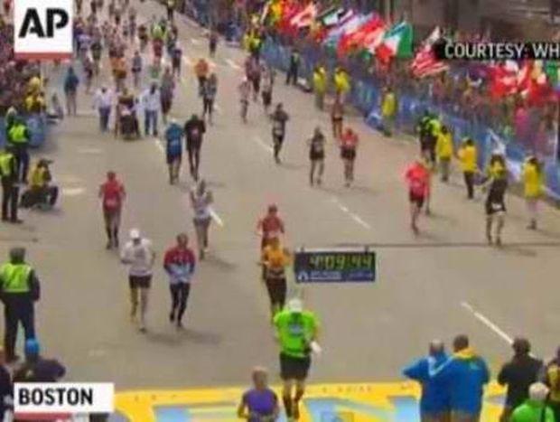 Βίντεο: Η έκρηξη στη Βοστώνη σε slow motion!