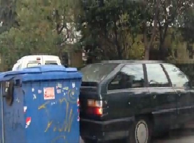 VIDEO: Έλληνας οδηγός παραδίδει μαθήματα για ξεπαρκάρισμα